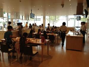 静岡がス エネリア料理講座